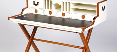 Humphrey Desk White